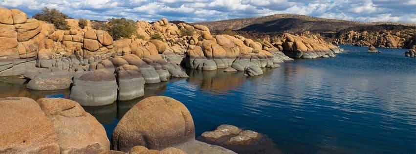 Watson Lake in Prescott Arizona